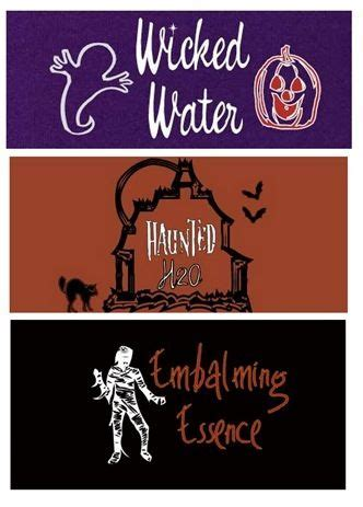 halloween drink names 166 best images about halloween labbels on pinterest