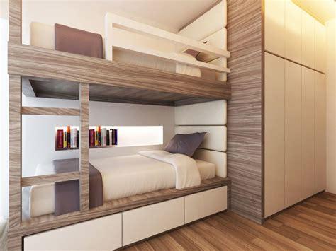 double deck bed room design design ideas