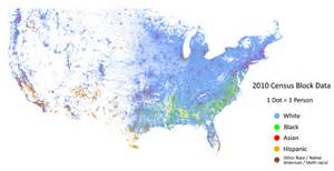 this map shows how american cities are racially segregated
