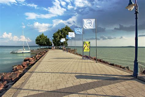 Tips For Building A New Home photo pier at revfulop lake balaton hungary