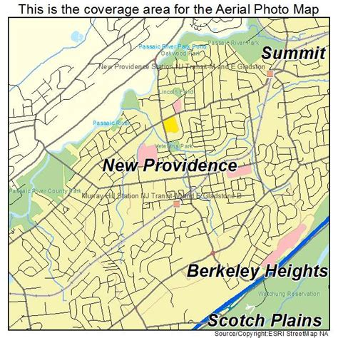 map of new providence new providence nj pictures posters news and on