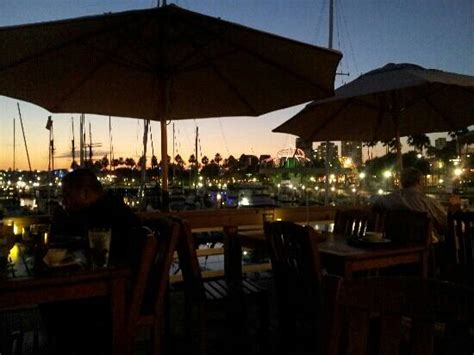 yard house long beach ca the patio at yardhouse overlooking the harbor picture of yard house long beach