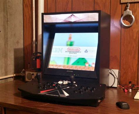 bar top arcade machine bar top arcade machine with raspberry pi piday