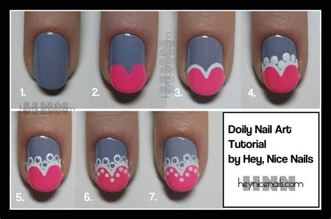 nail art techniques tutorial 10 easy diy nail art designs fashion fuz