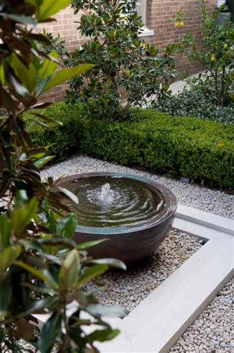 zen water garden zen water feature gardening pinterest