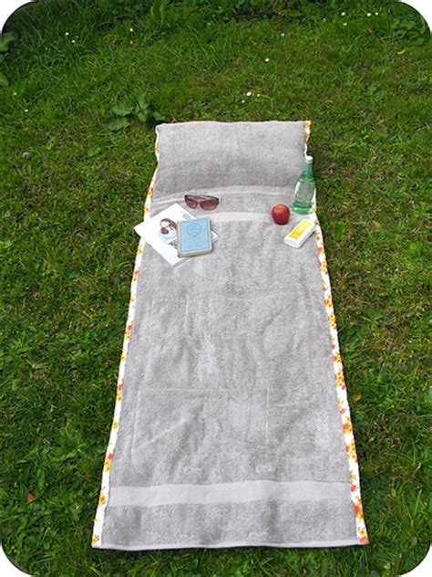 Voerin The Ultimate Make Up Remover Towel this is the ultimate diy sunbathing companion towel