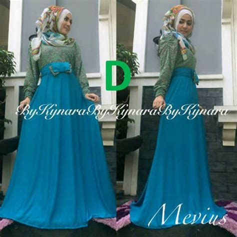 Dress Pesta Quine By Ayyanameena mevius dress d baju muslim gamis modern