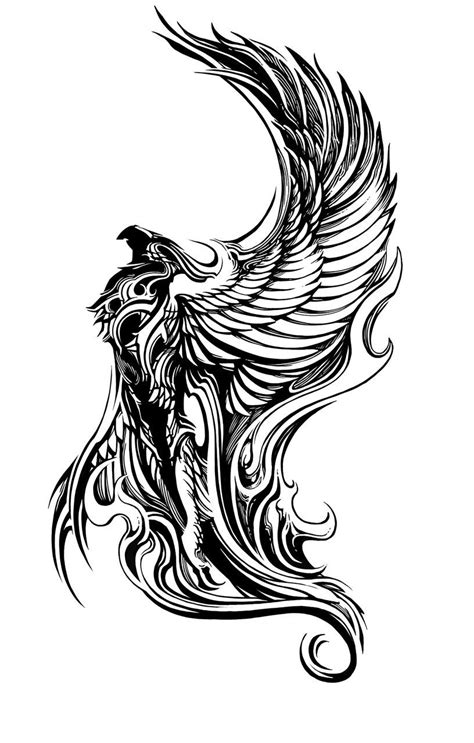 phoenix design tattoo tattoos designs ideas and meaning tattoos for you
