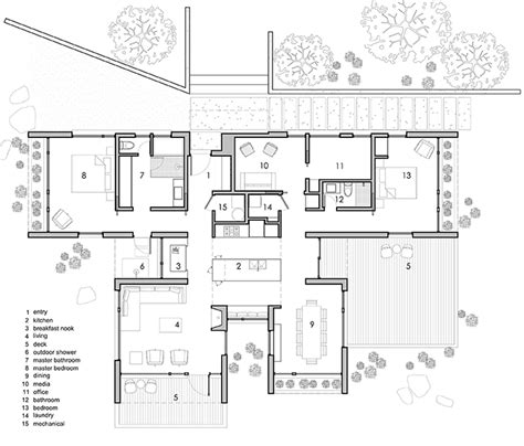 desert house plans kaufmann desert house plan escortsea