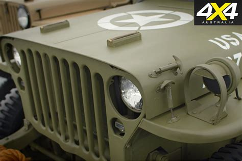 ww2 jeep front wwii jeep the greatest 4x4 of all 4x4 australia