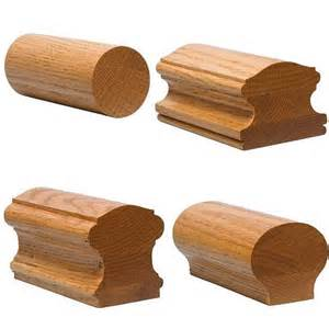 wooden handrail profiles 17 best ideas about stair handrail on handrail