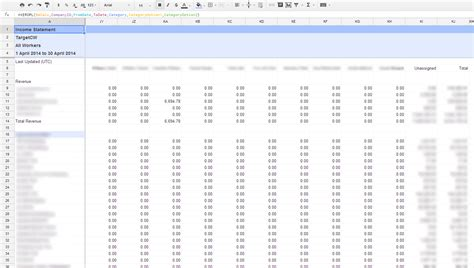 advanced financial statement analysis templates in word