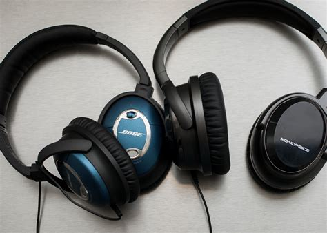 Headphone Noise Cancelling monoprice noise canceling headphone review the poor s bose qc15 cnet