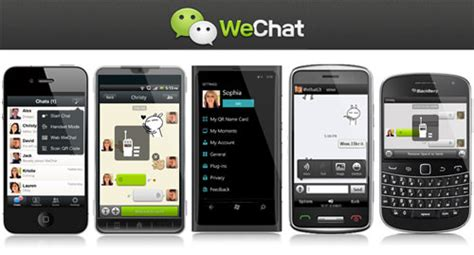 wechat for android top 10 free android messenger apps in 2017
