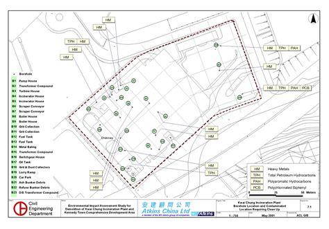 West Rail Construction Dust Plan Template