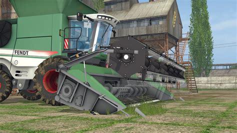 fendt  combine   farming simulator   mod