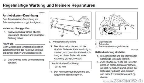 Kettenspannung Am Motorrad Pr Fen by Kettenspannung Einstellen Wie Kettenspannung An Xt 600