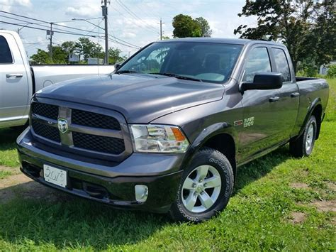 dodge ram 1500 4x4 diesel 2015 dodge ram 1500 outdoorsman 4x4 eco diesel fort erie