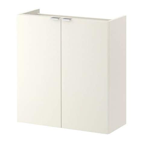 badkamermeubels barendrecht lill 197 ngen kast voor wastafel 2 deuren wit 60x25x64 cm