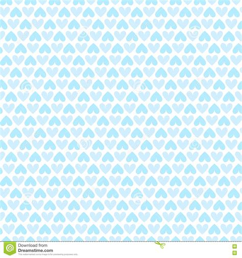 vector background pattern pack baby blue heart seamless pattern packaging paper