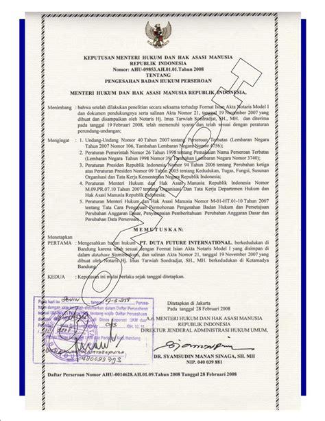 Buku Contoh Akta Notaris Dan Akta Di Bawah Tangan Buku Iii Herlinaar contoh dokumen perusahaan