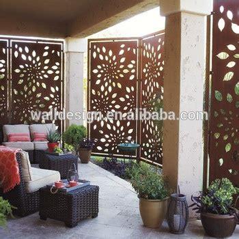 corten garden screens price corten steel wall panels used for garden screen fence