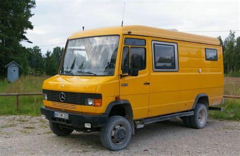 mercedes vario 4x4 for sale mercedes vario 4x4 cer pinterest 4x4 vans and