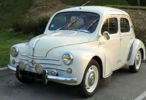 1956 Renault Dauphine 1956 Renault 4cv Octopus Motors