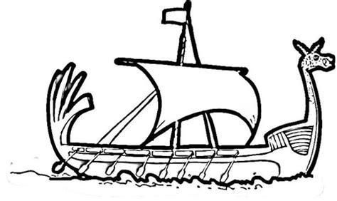 Viking Ship Coloring Page Free Printable Coloring Pages Viking Ship Coloring Page
