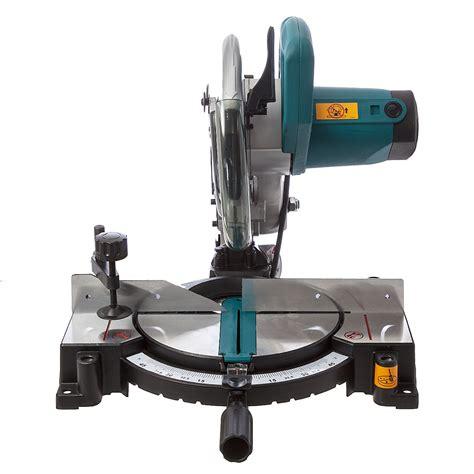 toolkraft 10 inch saw makita mls100 mitre saw 10 inch 255mm 240v mls 100