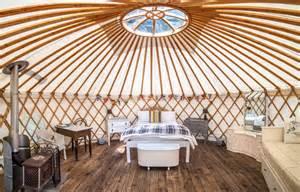 Bed Pod Cedar Yurt The Yurt Retreat