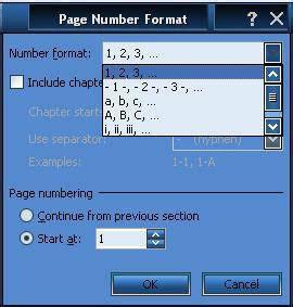 cara membuat nomor halaman di word romawi dan angka cara membuat nomor halaman di word tips and trick