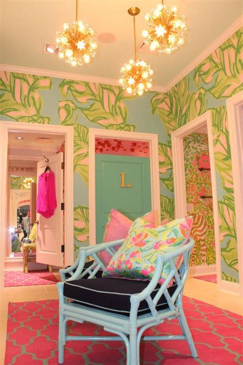 lilly pulitzer room pin by stacie ward on walls paper pattern texture
