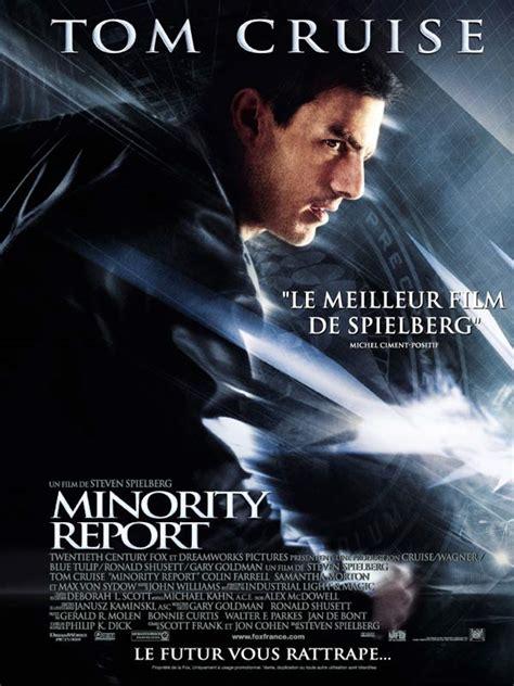 film minority report adalah minority report film 2002 allocin 233