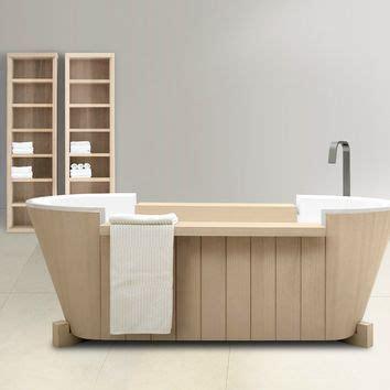 solid wood bathtub freestanding solid wood bathtub norvegia collection by dogi by ged arredamenti