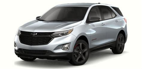 What Does Chevrolet by What Does The 2019 Chevy Equinox Redline Edition Add