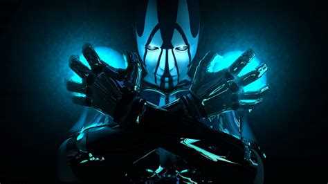 wallpaper abyss sci fi robot full hd wallpaper and background 1920x1080 id 375017