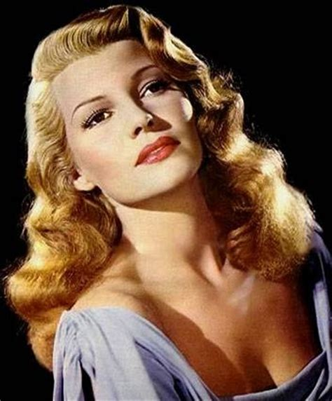 hair color in 1940 rita hayworth a pretty addiction