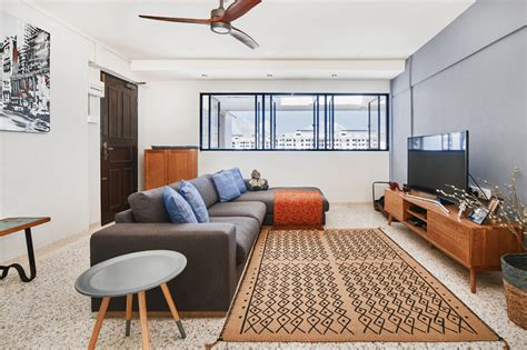 mixing and new transforms a hdb flat into a lively