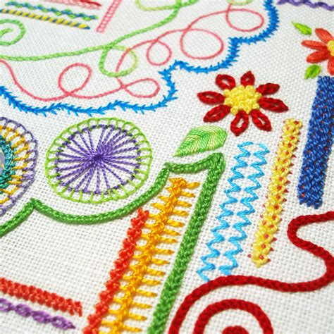 Free Stitching show your stitching with a stunning embroidery sler
