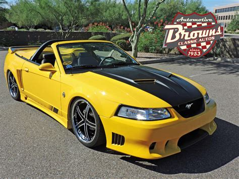 ford mustang 35th anniversary 1999 ford mustang gt 35th anniversary post mcg social