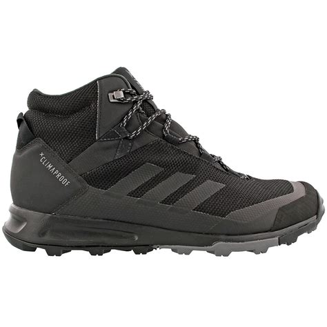 adidas s terrex tivid mid cp hiking boots black grey eastern mountain sports