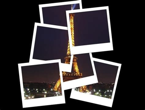 polaroid collage template photo manipulation 12 photoshop collage tutorials