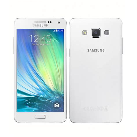Huanmin Cover Samsung Galaxy E5 White samsung galaxy a5 3g white a500h price in pakistan