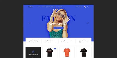 fashion ecommerce templates free ecommerce web templates psd 187 css author