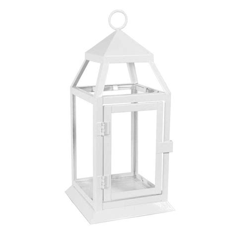 small candles for wedding this small lantern is ideal for a mantel small table or