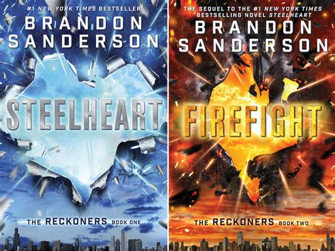 libro steelheart reckoners giveaway firefight steelheart by brandsanderson
