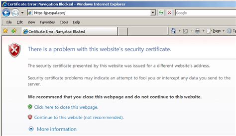 how to make site https ssl certificate name mismatch error
