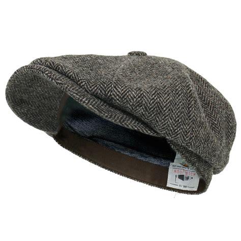 Herringbone Newsboy Cap stetson hats hatteras woolrich herringbone newsboy hat