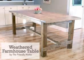 Farmhouse Kitchen Table Plans Redirecting
